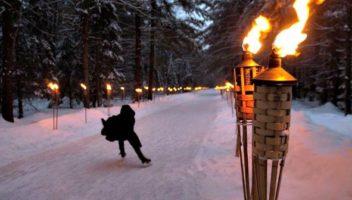 Fire & Ice Night