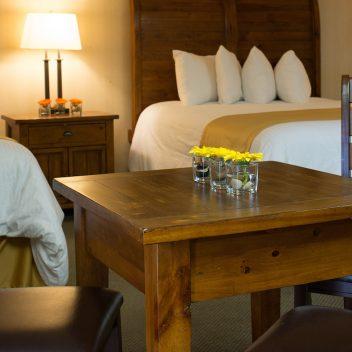 Hidden Valley Resort Room