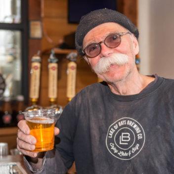 Beer at Lake of Bays Brewery