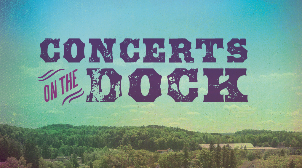 Concerts on the Dock Logo