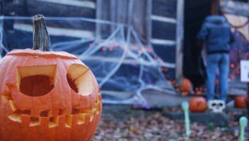 Halloween in Huntsville