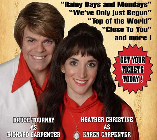 Only Yesterday – the Carpenters Story