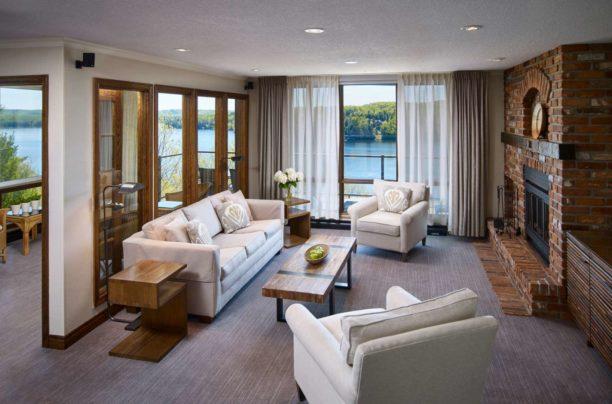 Deerhurst Resort Room