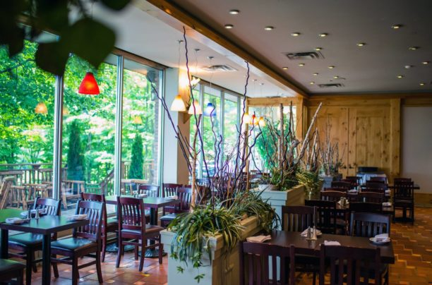 The Birches Restaurant Dining Room