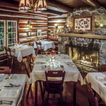 Killarney Lodge Dining Room