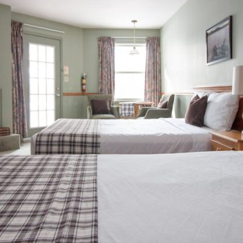 Lake of Bays Lodge Room