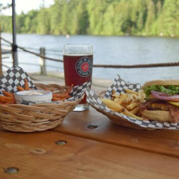 Portage Store Burgers and Beer