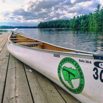 Portage Store Canoe Rental