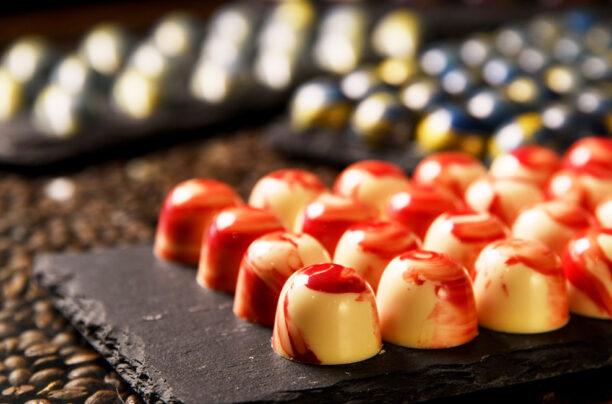 Bonbons at Affogato Cafe