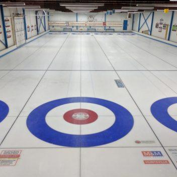 Huntsville Curling Club Rink