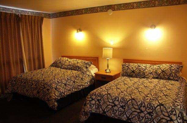 Rainbow Inn Hotel Room