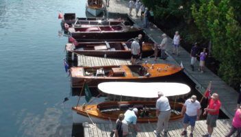 Lake of Bays Antique & Classic Boat & Car Show