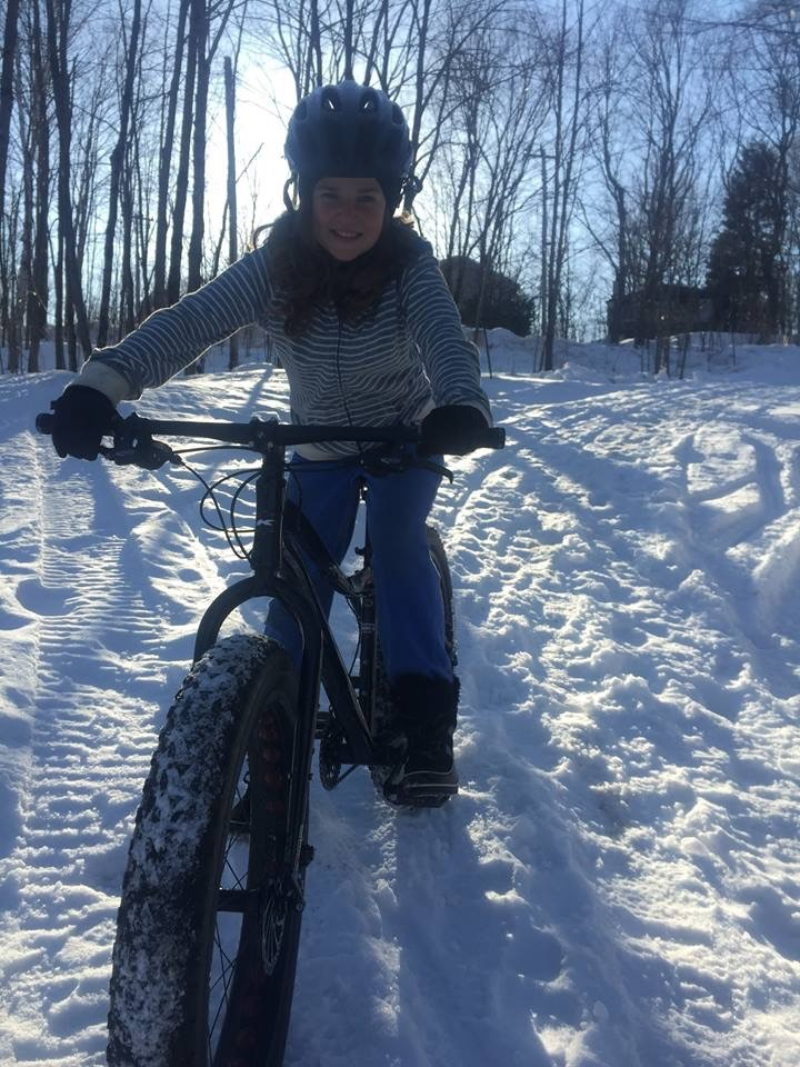Kids Fatbiking