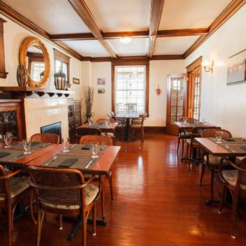 The Artisan House Dining Room