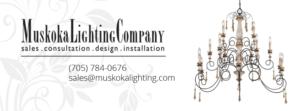 Muskoka Lighting Company Logo