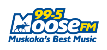 Moose 99.5 Logo