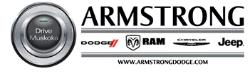 Armstrong Dodge Ram Chrysler Jeep Logo