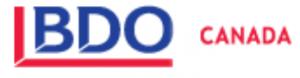 BDO Canada Logo
