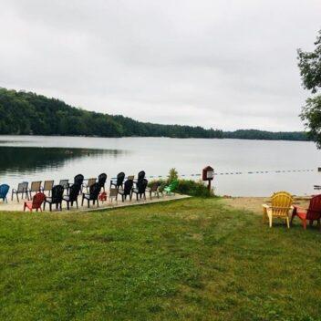 Billie Bear Resort Lake