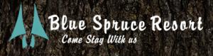 Blue Spruce Resort Logo