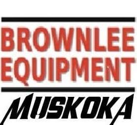 Brownlee Equipment Muskoka Logo