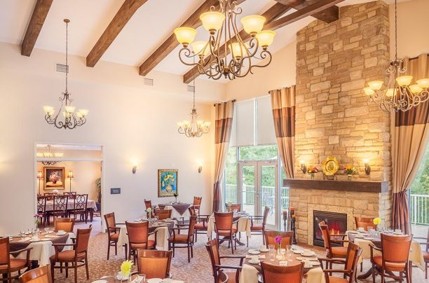 Chartwell Dining Room