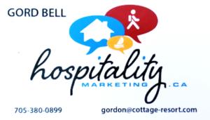 Hospitality Marketing Logo