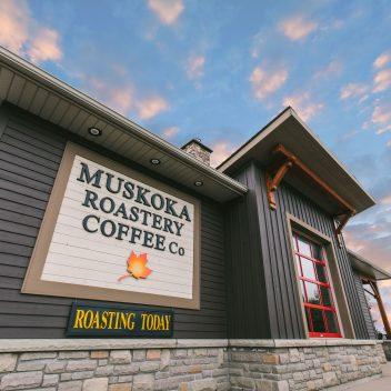 Muskoka Roastery Building