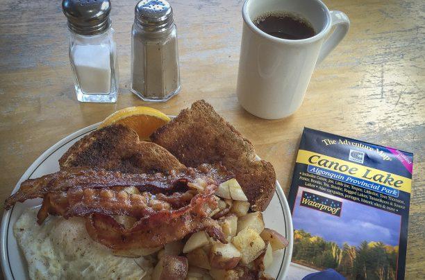 Portage Store Breakfast