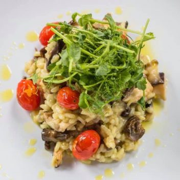 Tall Trees Risotto