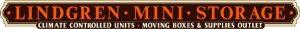 Lindgren Mini Storage Logo