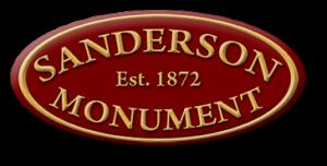 Sanderson Monument Logo