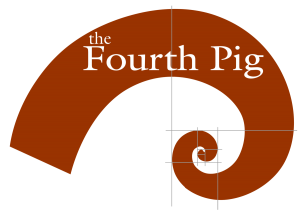 The Fourth Pig Logo