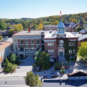 Huntsville Town Hall