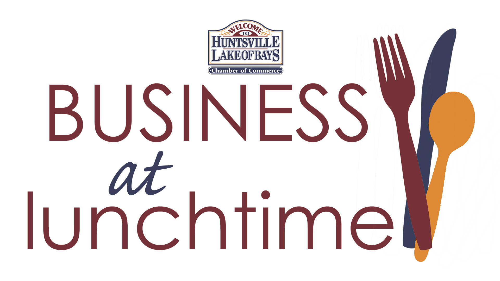 Business at Lunchtime Logo