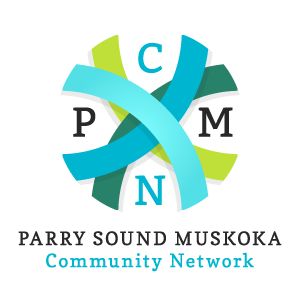 Parry Sound Muskoka Community Network Logo