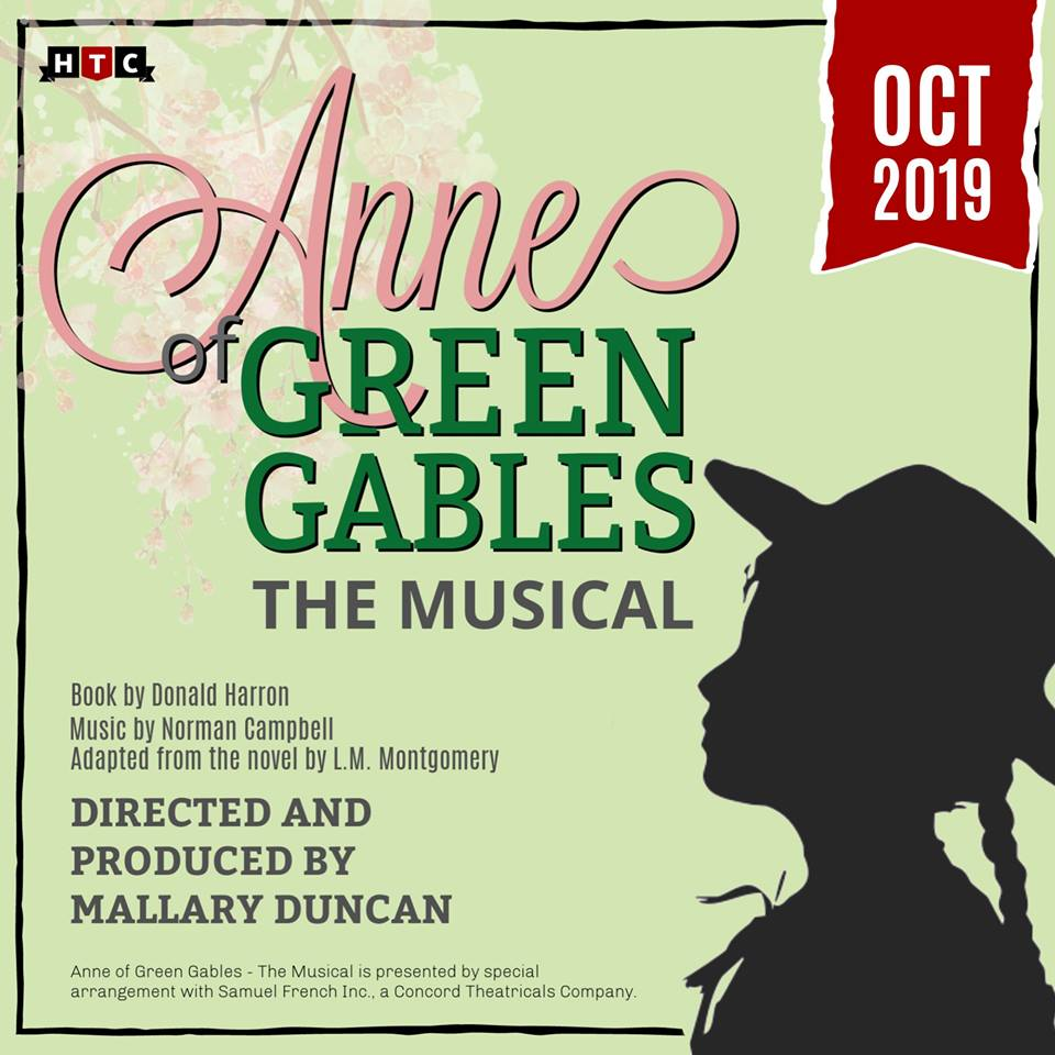 Anne of Green Gables the Musical Poster