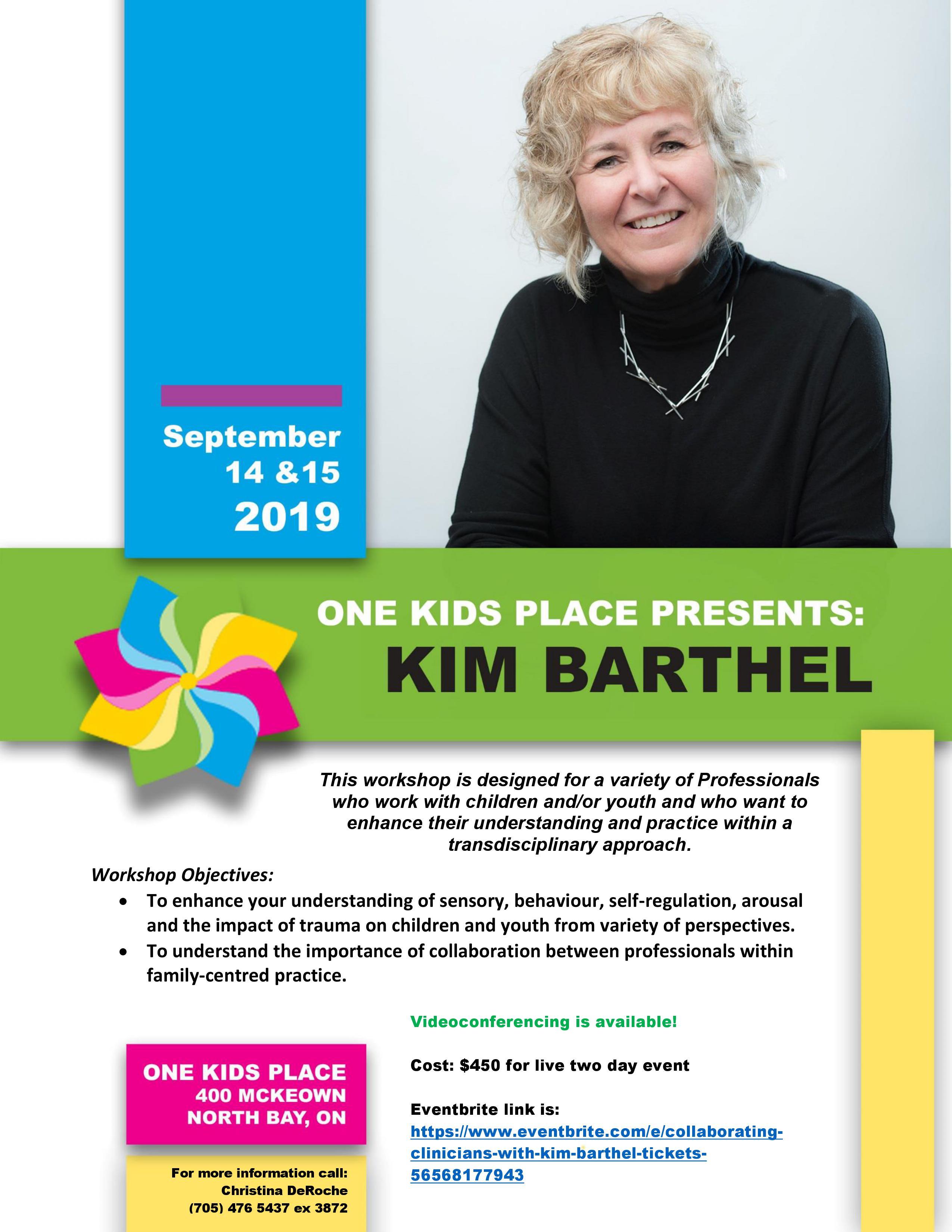 Kim Barthel Poster