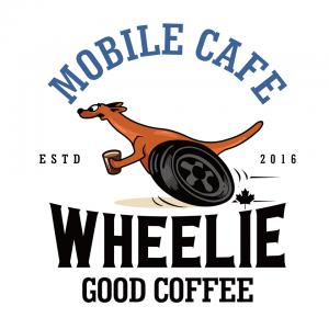 Wheelie Good Coffee Logo