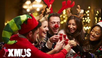 XMUS Festival – Ugly Sweater Party