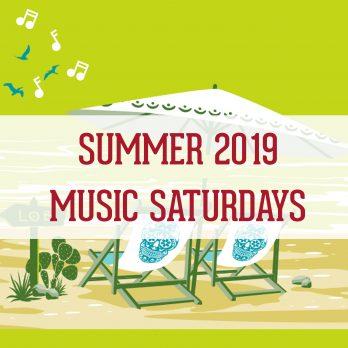 Summer Music Saturdays at Lake of Bays Brewing Co. Logo