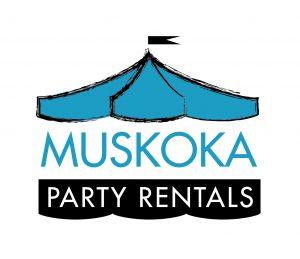 Muskoka Party Rentals Logo