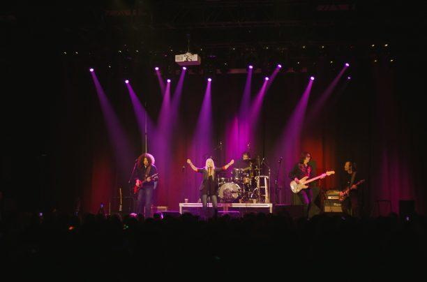 Sass Jordan Concert
