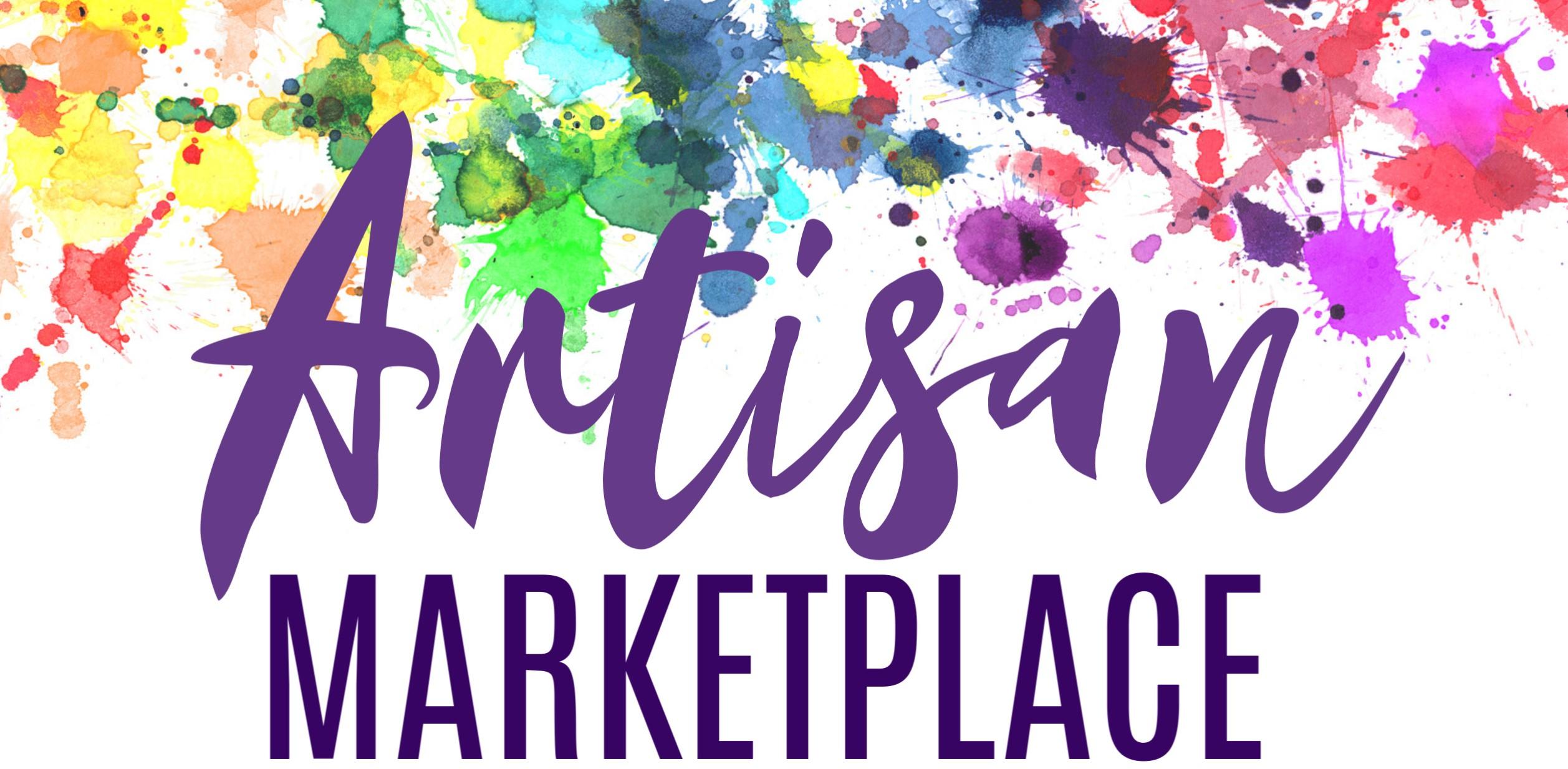 Artisan Marketplace Poster