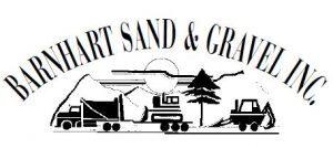 Barnhart Sand and Gravel Logo