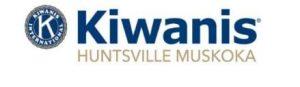 Kiwanis Club of Huntsville Muskoka Logo