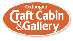 Oxtongue Craft Cabin and Gallery Logo