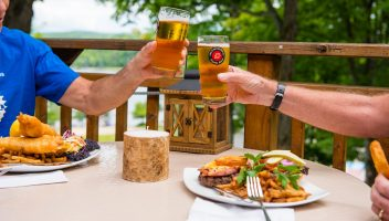 Dining in Huntsville & Lake of Bays