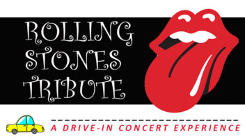 hfa drive in concerts: rolling stones tribute