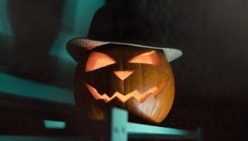 Halloween Pumpkin Pop-Up